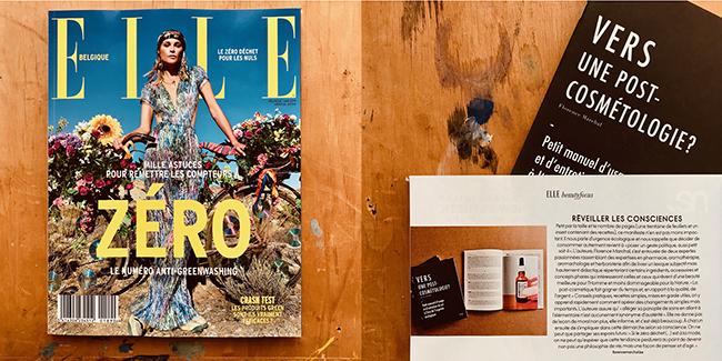 magazine ELLE Belgique